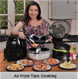 Air Fryer Tips: Cooking