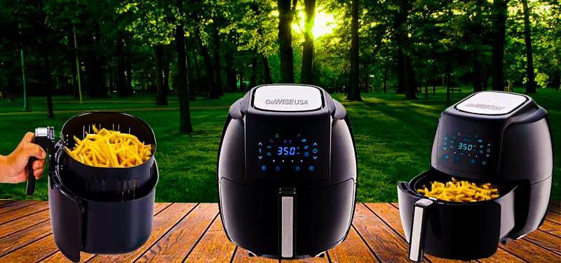 GoWise USA 8-in-1 Digital Air Fryer Reviews